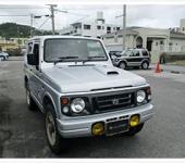 平成9年 スズキ ジムニー カスタム・レストアベース車 660cc