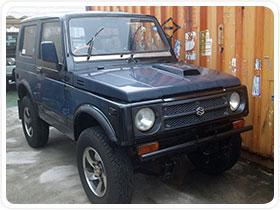 スズキ   ジムニー HC 1991 価格調整 再 660cc