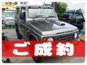 平成9年 スズキ ジムニー オールペイント・リビルドエンジン・新品MTタイヤ・人気のマニュアルジムニーが! 660cc